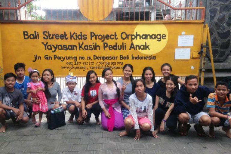Bali Street Kids YKPA